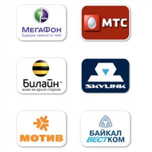 Операторы сотовой связи Самагалтая